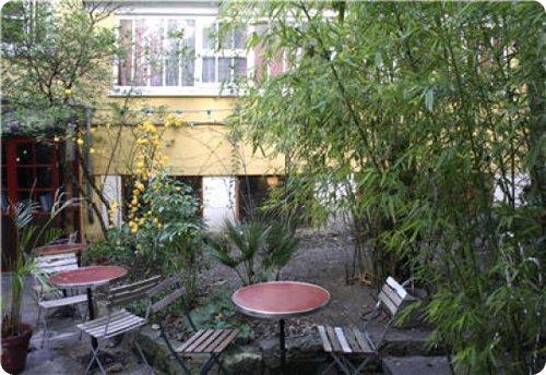 Terrasse jardin restaurant paris for Paris restaurant jardin