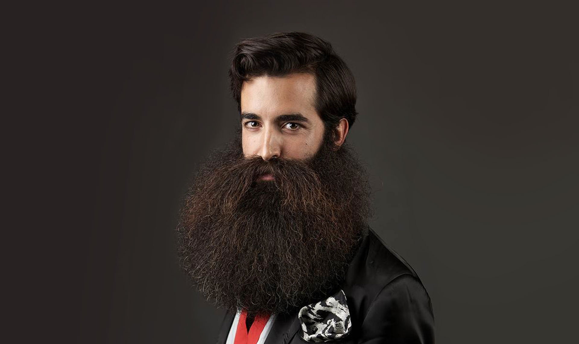 la plus belle barbe