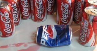Coca-killed-Pepsi