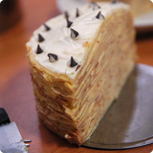 Recettes crepes originales - Tf1 cuisine laurent mariotte moelleux aux pommes ...