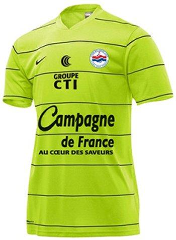 Maillot Caen Third Saison 2010-2011