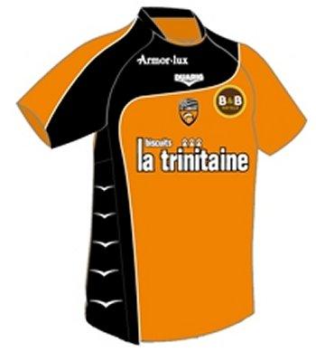 Maillot Lorient Domicile Saison 2010-2011