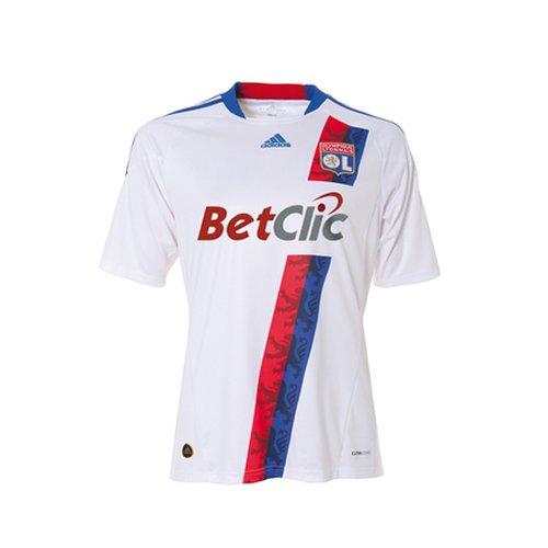 Maillot Lyon Domicile Saison 2010-2011