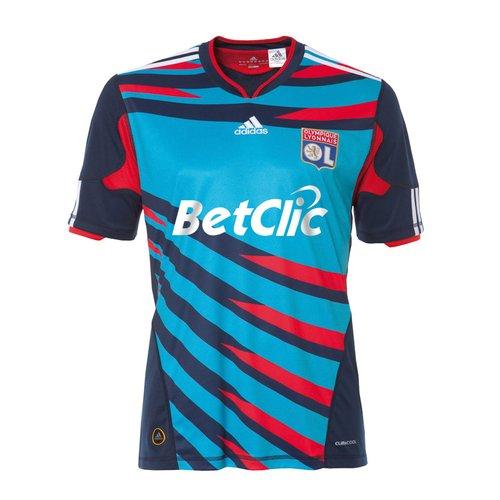 Maillot Lyon Third Saison 2010-2011