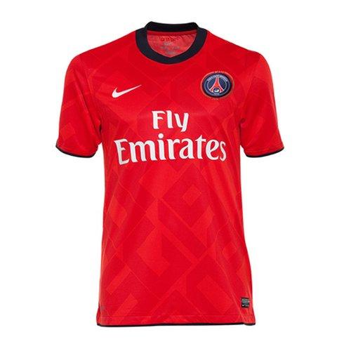 Maillot Paris Saint-Germain Domicile Saison 2010-2011