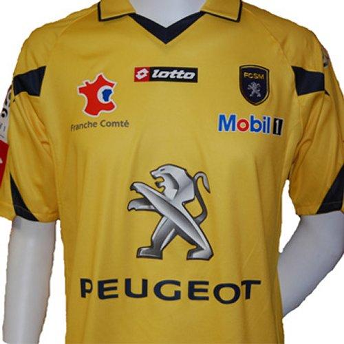 Maillot Sochaux Domicile Saison 2010-2011
