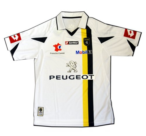 Maillot Sochaux Extérieur Saison 2010-2011