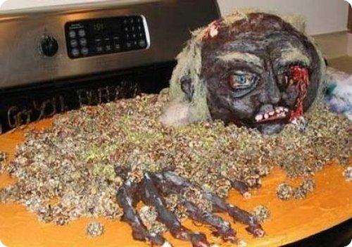 GпїЅteau d halloween facile