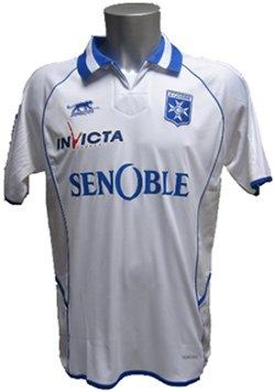 Maillot Auxerre Domicile Saison 2011-2012