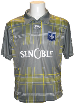Maillot Auxerre Third Saison 2011-2012
