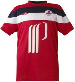 Maillot Lille Domicile Saison 2011-2012