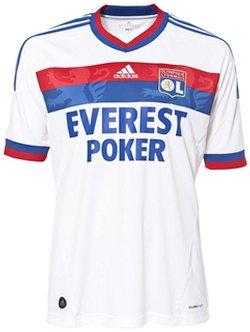 Maillot Lyon Domicile Saison 2011-2012