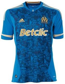 Maillot Marseille Extérieur Saison 2011-2012