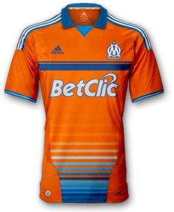 Maillot Marseille Third Saison 2011-2012