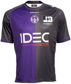 Maillot Toulouse Third Saison 2011-2012