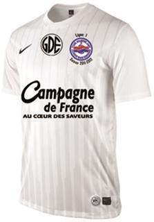 Maillot Caen Extérieur Saison 2011-2012