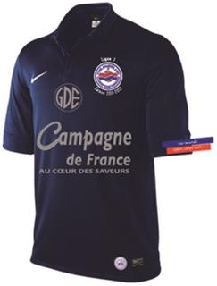 Maillot Caen Third Saison 2011-2012