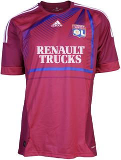 Maillot Lyon Third Saison 2011-2012