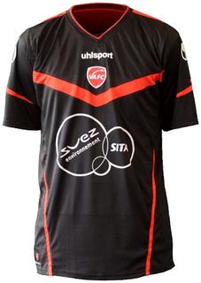 Maillot Valenciennes Third Saison 2011-2012