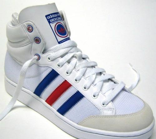 basket adidas americana