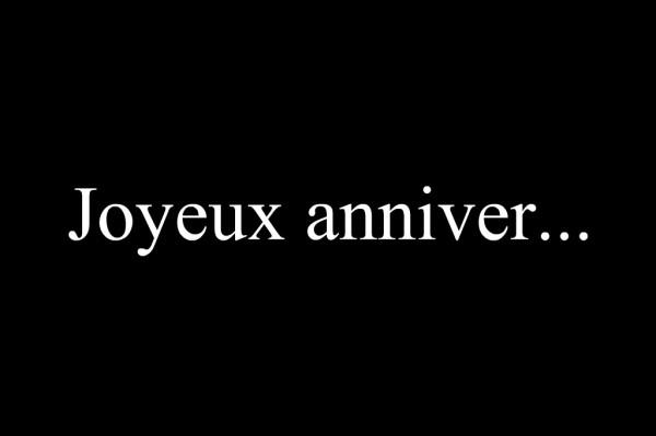 Carte Anniversaire Beauf.Top 10 Des Manieres Faussement Originales De Souhaiter Un