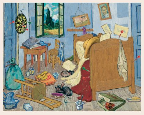 top 12 des histoires derri res les grandes peintures de l 39 histoire topito. Black Bedroom Furniture Sets. Home Design Ideas