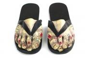 zombie-feet