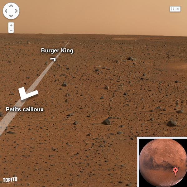 MarsGoogleMaps