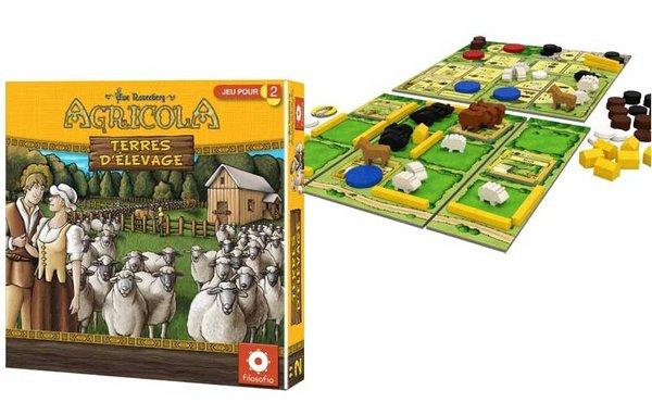 Terres d'élevage