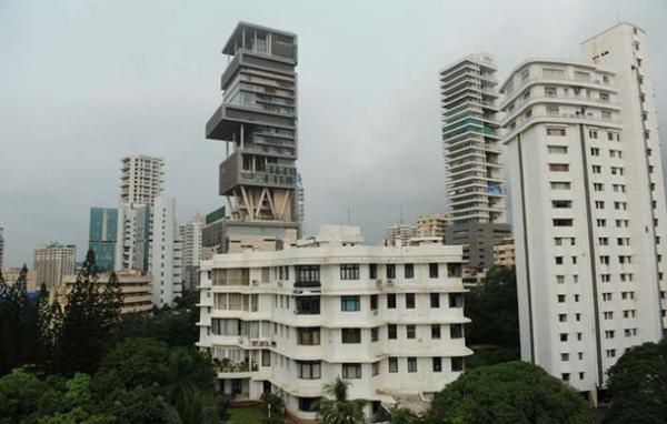 15 Antilia-Mumbai