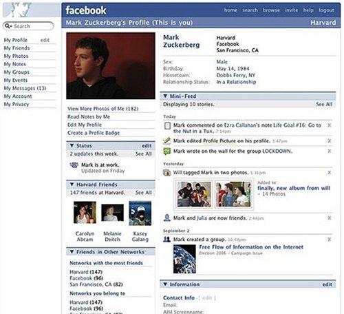 Facebook-in-2006