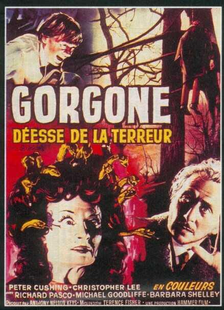 GORGONE DEESSE DE LA TERREUR