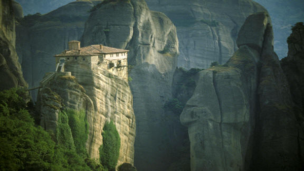 Meteora monastere