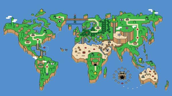 top 20 des cartes du monde les plus insolites et originales pour voir la terre diff rement topito. Black Bedroom Furniture Sets. Home Design Ideas