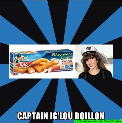 captain iglou doillon