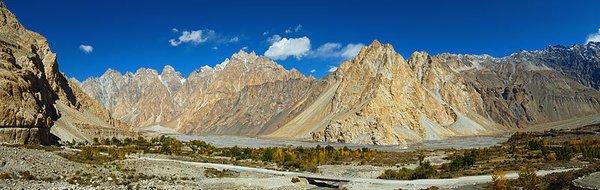 Route du Karakorum