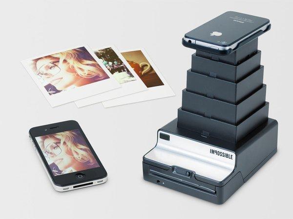 polaroid iphone