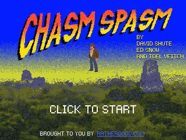 chasm-spasm