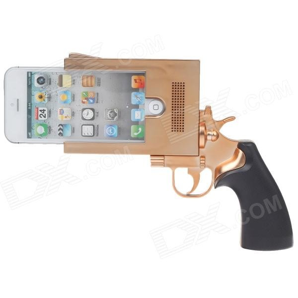 Coque Iphone S Pistolet