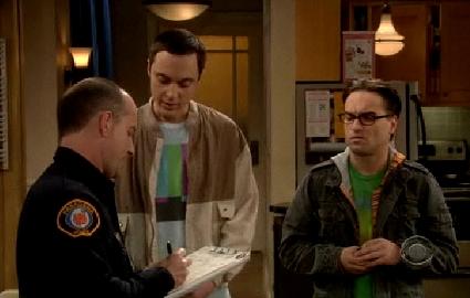 burglar big bang