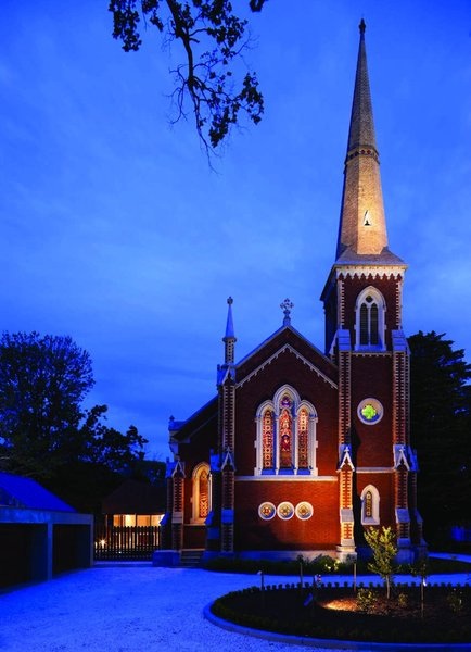 john knox church 1