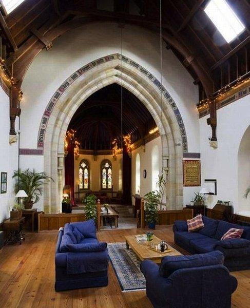 church interior decoration, interior design, church