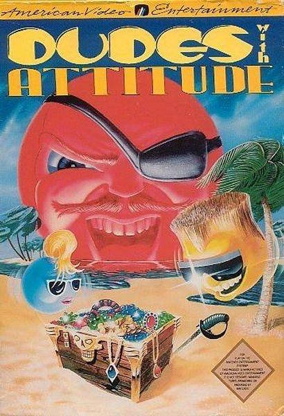 dudes attitude