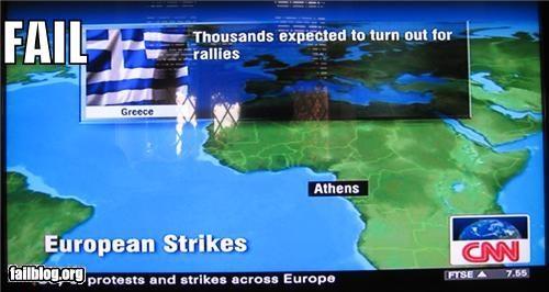 La Grèce en Afrique