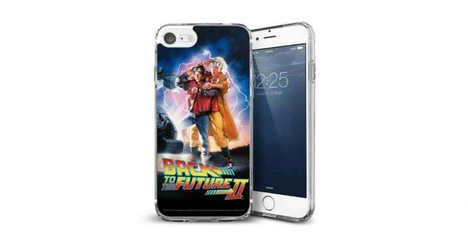 coque iphone xr retour vers le futur