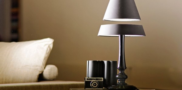 lampe levitation