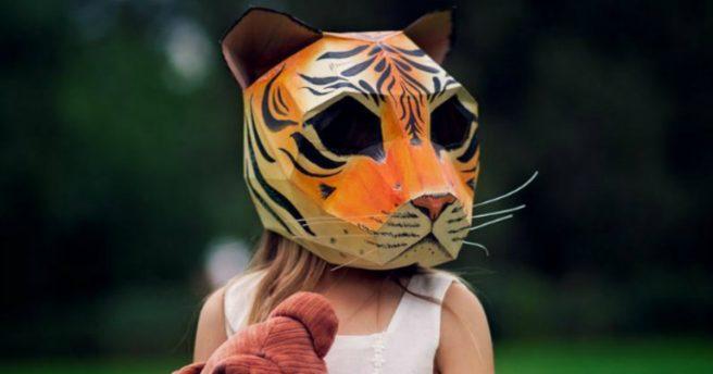 Top 8 Des Masques En Carton à Imprimer Et Faire Soi Même