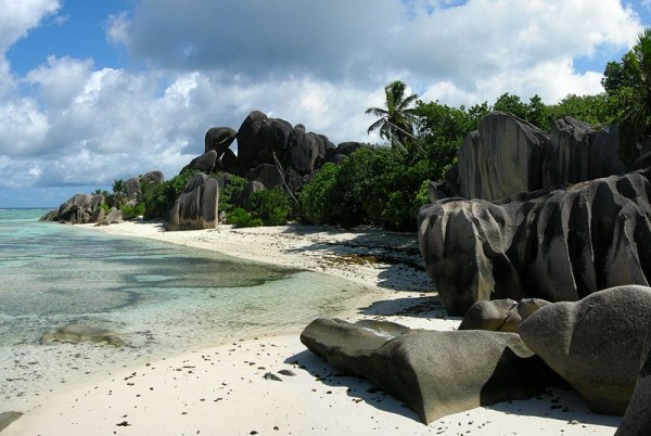 Seychelles - Anse_Source_d'Argent_3-La_Digue