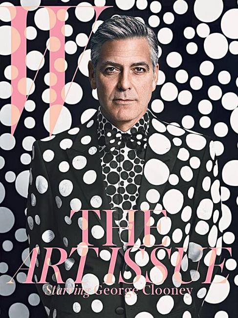 W - Clooney