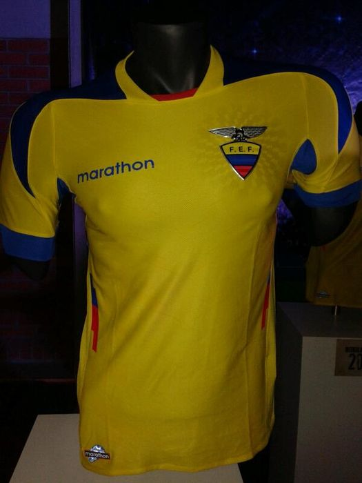 Ecuador 2014 World Cup Kit 1_resultat